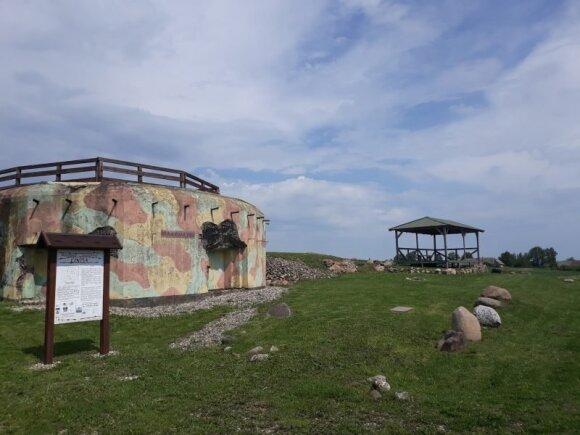 """Molotovo linijos įtvirtinimai-muziejus // """"Molotovo gynybinė linija"""" nuotr."""