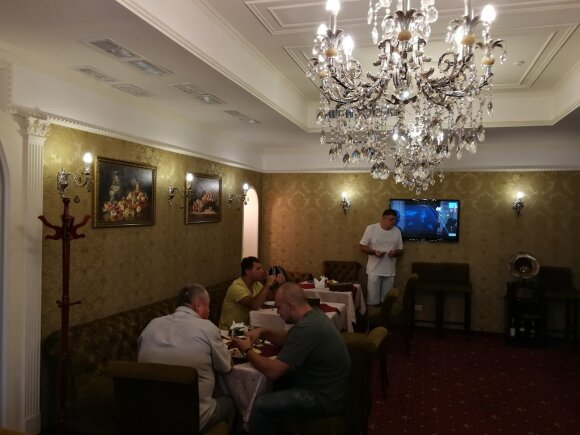 Tarp turtuolių pagarsėjęs penkių žvaigždučių viešbutis Odesoje lietuvį paliko be amo: Europoje tokių dalykų nebepamatysi
