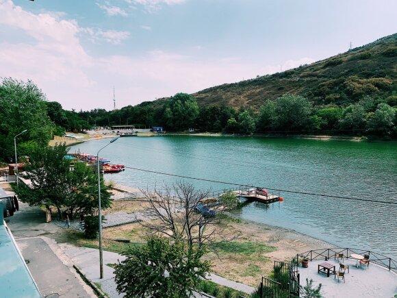 Tbilisio paplūdimiai