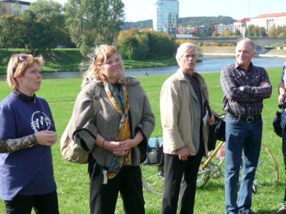 Vilniuje šurmuliavo bendruomenių šventė