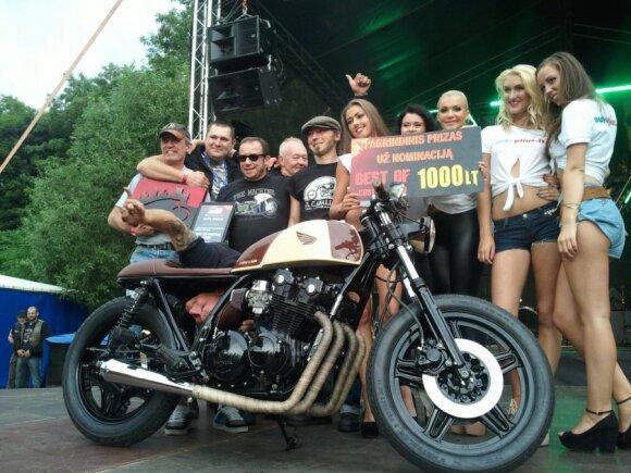 Public's Best nugalėtojas - motociklas Ural (1977 m.)