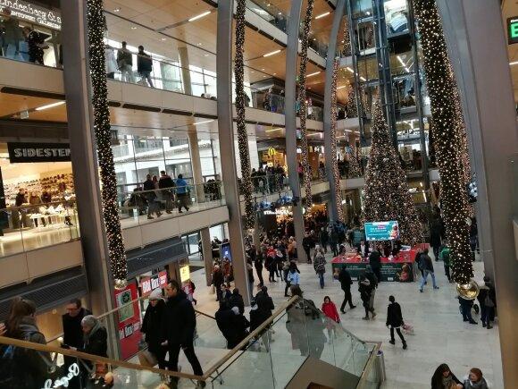 Kalėdinė mugė Hamburge