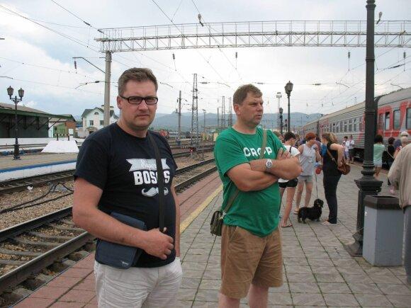 Lietuvio įspūdžiai iš kelionės į Sibirą: dešimt tūkstančių kilometrų su našlėmis