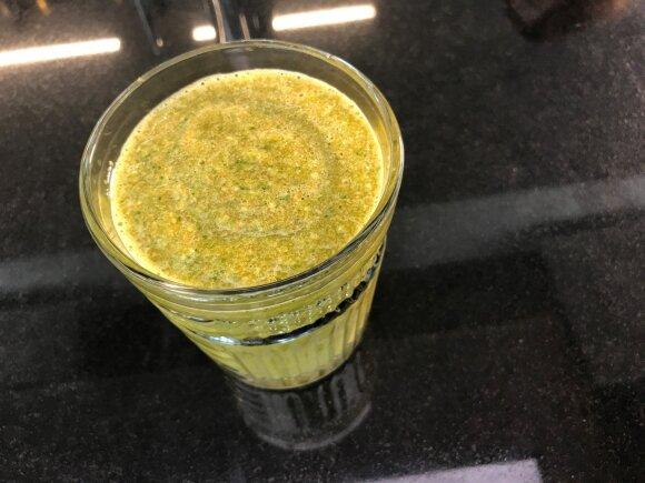 Žalieji kokteiliai