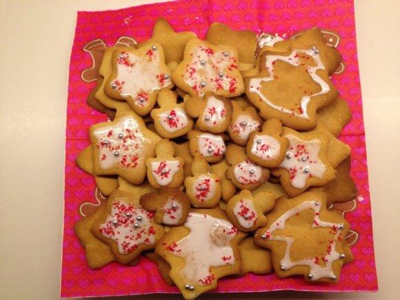Ievos Ambrazaitės sausainiai