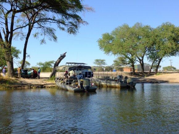 Sunkus gyvenimas prie Zambezės: klimato krizė padarė jį mirtinai pavojingu