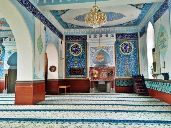 Musulmonų maldos namai