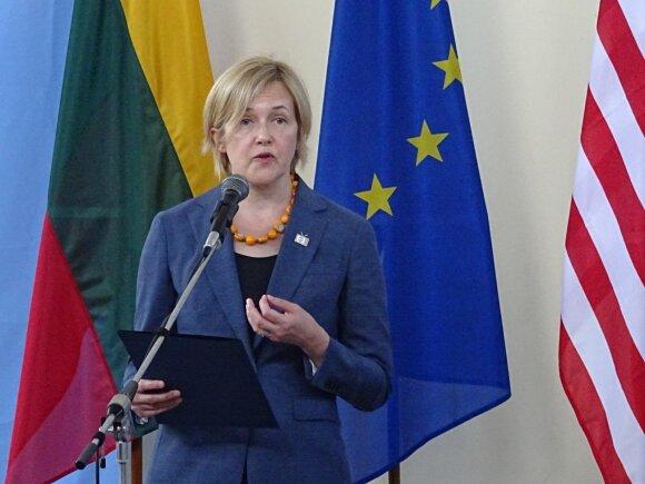 """Запуск ретрансляции телеканала """"Настоящее время"""" в Литве"""