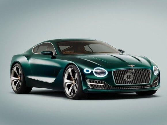 "Koncepcinis ""Bentley EXP 10"""