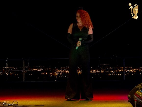 Rasa Kaušiūtė savo eurovizinę dainą tiesiog susapnavo