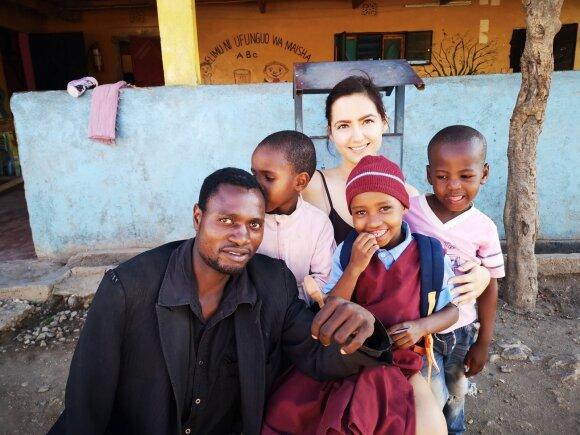 Tanzanijos prieglauda