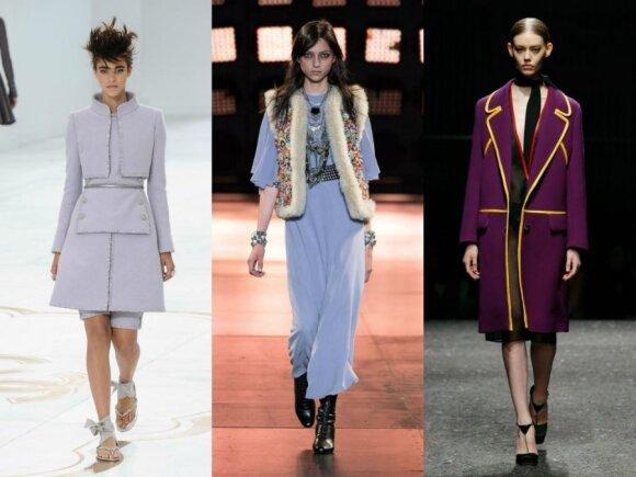 """Chanel"", ""Saint Laurent"", ""Prada"""