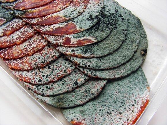 Pašvinkusi mėsa