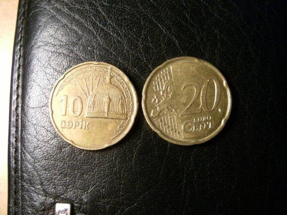 Uważaj na resztę w euro! Nie bierz argentyńskich centavos albo azerbejdżańskich kapików