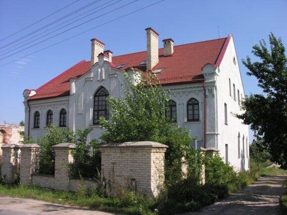 Kalvarijos Žieminė sinagoga