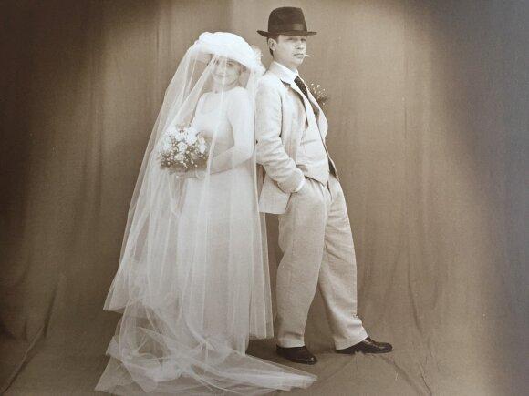D. Ibelhauptaitės ir D. Fletcherio vestuvės