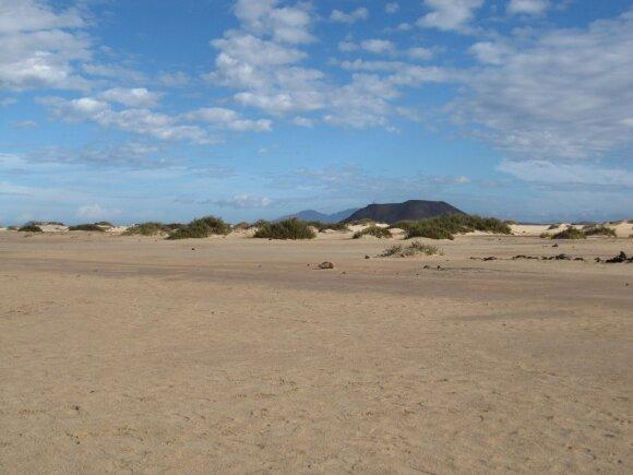 Pasaulyje baigiasi smėlio atsargos