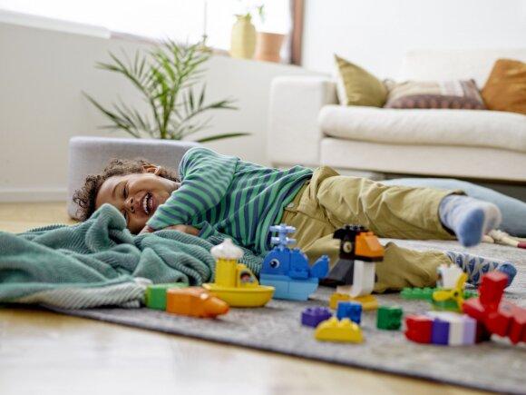 Kodėl vaikams kartais naudinga panuobodžiauti