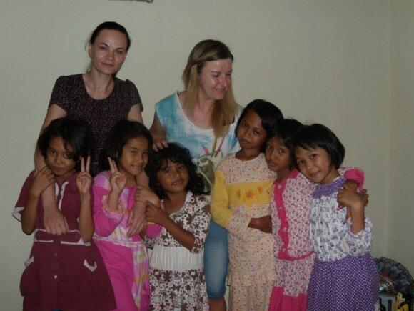 Egzotiškose šalyse mokytojavusi Daiva: kuo giliau pažinau kitas kultūras, tuo labiau norėjau grįžti namo