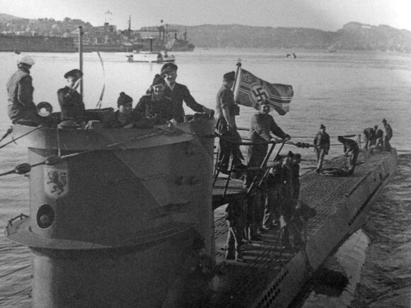 Кузница асов подводной войны: как 80 лет назад гитлеровская Германия превратила Клайпеду в базу субмарин