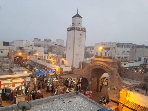 Kelionę į populiarų Maroko kurortą apkartino vietiniai: jie vis kartojo vieną žodį