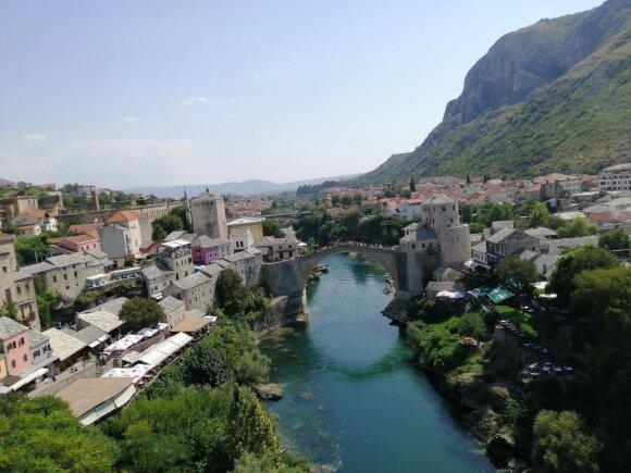 Balkanuose viešėjęs jaunuolis labiausiai nustebo Kroatijoje: tokiame keistame muziejuje anksčiau nėra lankęsis