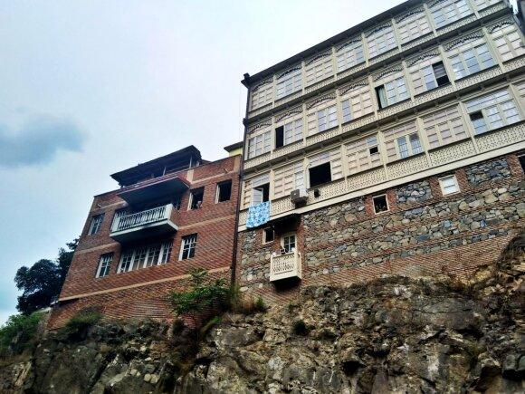 Kone pačiame senamiesčio centre esantys apartamentai labai brangūs, bet vaizdas pro jų langus - neįkainojamas