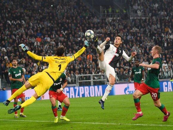 """""""Juventus"""" - """"Lokomotiv"""""""