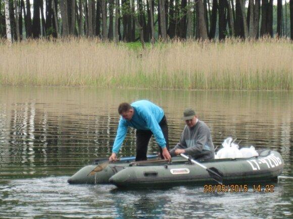Įžuvinami Ignalinos rajono ežerai