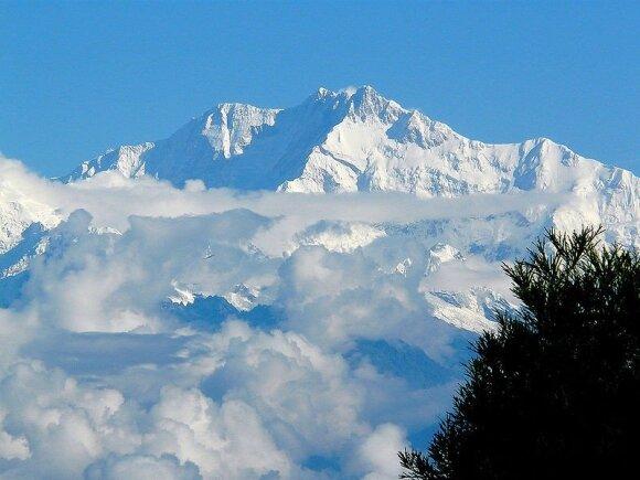 Kančendžanga (Nepalas) / Partha sarathi Sahana nuotr.