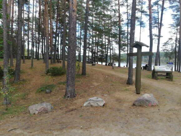 Gėlos ežero stovyklavietė