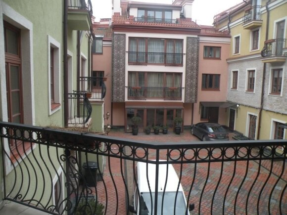 Apartamentai  Gaono gatvėje