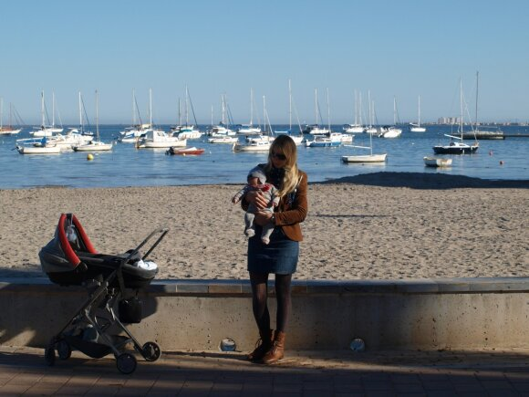 Ispanijoje gyvenanti lietuvė – apie nėštumo priežiūrą ir gimdymus šioje šalyje