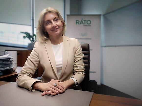 Kredito unijos RATO klientų vadybininkė Elvyra Stefanovič