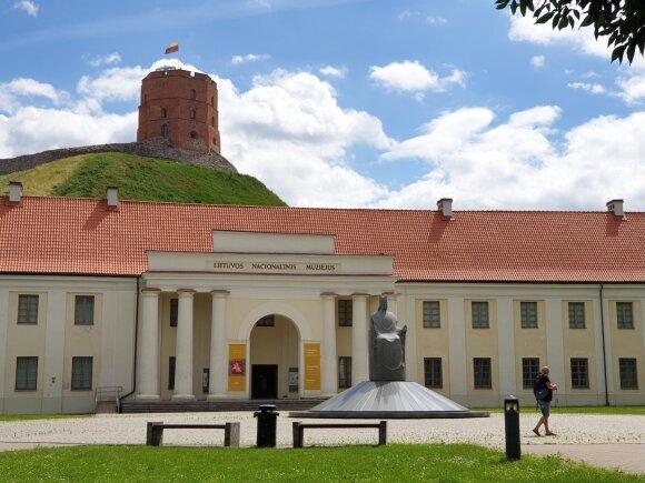 Muziejus Gedimino pilies bokšte