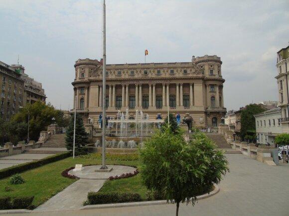 Bukareštas, Rumunija