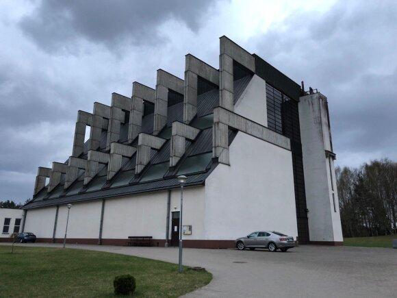Vilniaus pal. Jurgio Matulaičio bažnyčia