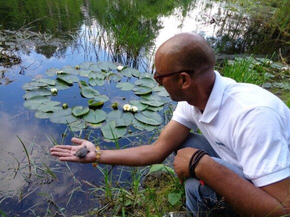 Svečią iš Indijos sužavėjo Lietuva: čia pajuto Himalajų dvasią