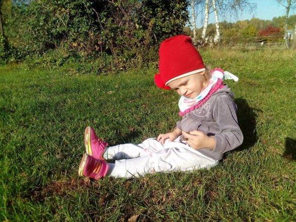 Linksmas istorijas pasakojanti Inga siekia savo svajonės