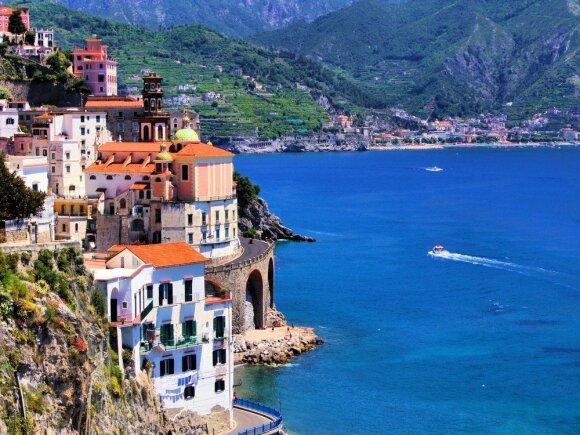 Atrani, Italija