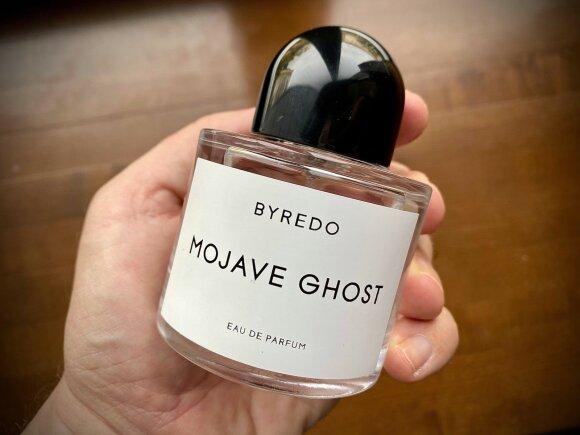Užkalnis: kvepiu kaip daug uždirbantis vaiduoklis