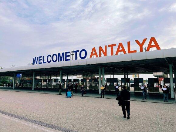 Rusams uždrausta atostogauti Turkijoje: lietuviams bus daugiau ramybės, gali stipriai nukristi kainos