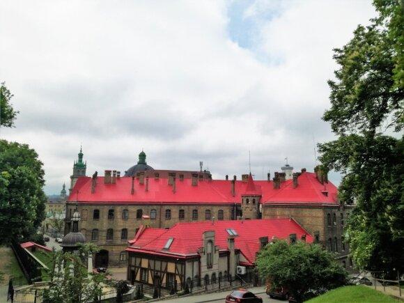 Lvovą apibėgusią lietuvę sužavėjo kelionė už 1 eurą