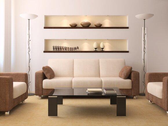 Baldų mados viršūnėje – ypatingos sofos