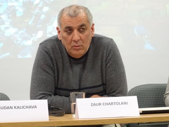 Заур Чартолани