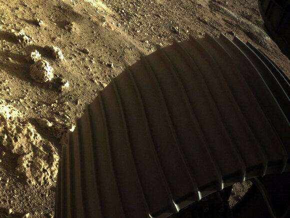 Marse užfiksuotas iki šiol neregėtas aktyvumas: planetos paviršiuje susiformavo neįprasti dariniai