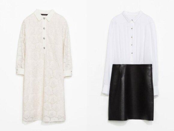 """Suknelės """"Zara"""", zara.com"""