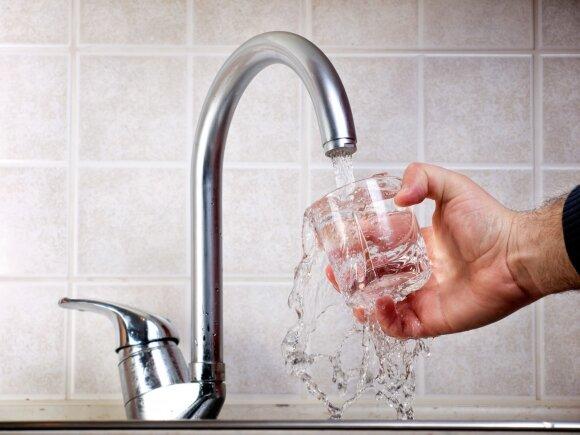 Vandentiekio vanduo