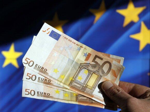 Europos Sąjunga ir eurai