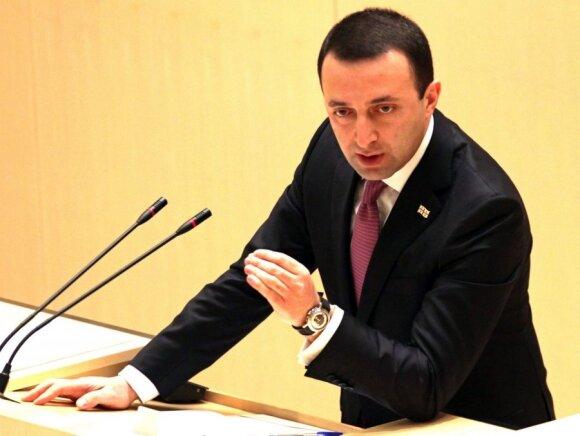 Prime Minister of Georgia Irakli Garibashvili